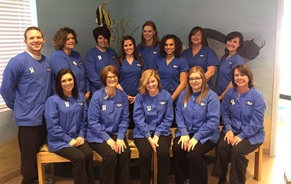 Preston Corners Pediatric Dentistry Team in Cary, NC and the surrouding cities of Raleigh and Apex, NC.