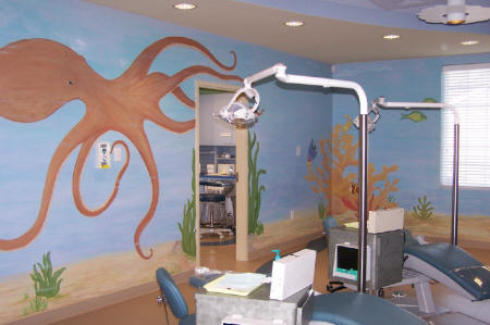 Operating Chairs - Pediatric Dentist in Cary, NC