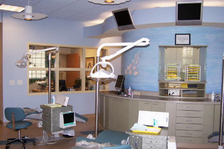 Tv's to watch - Pediatric Dentist in Cary, NC
