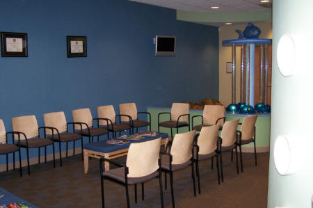 Waiting Room - Pediatric Dentist in Cary, NC